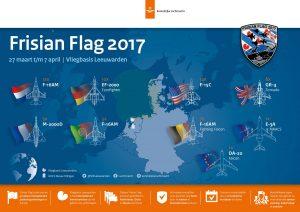 Infographic Frisian Flag 2017
