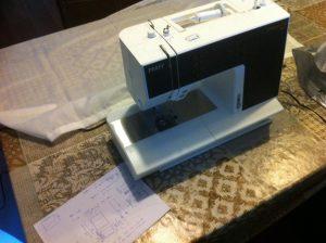 gordijn naaien leren